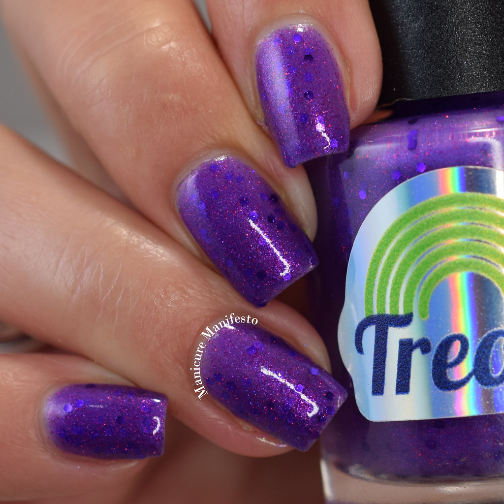 Treo Lacquer Graceful review