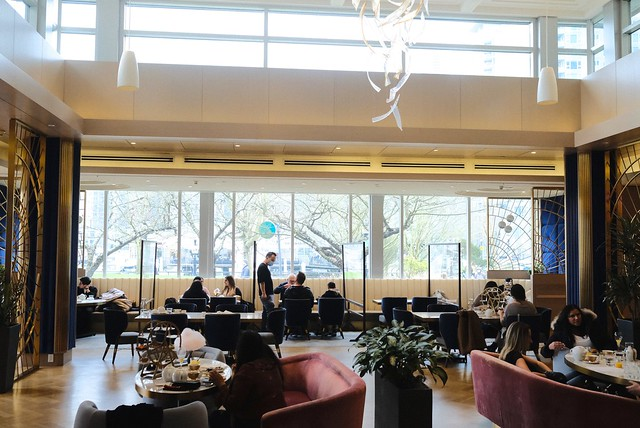 H Tasting Lounge | The Westin Bayshore Hotel | Coal Harbour, Vancouver