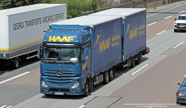 RP H 1775 Mercedes 02-07-2020 (Germany)