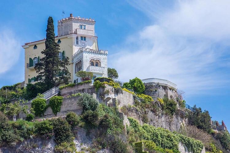 Campania at Italy