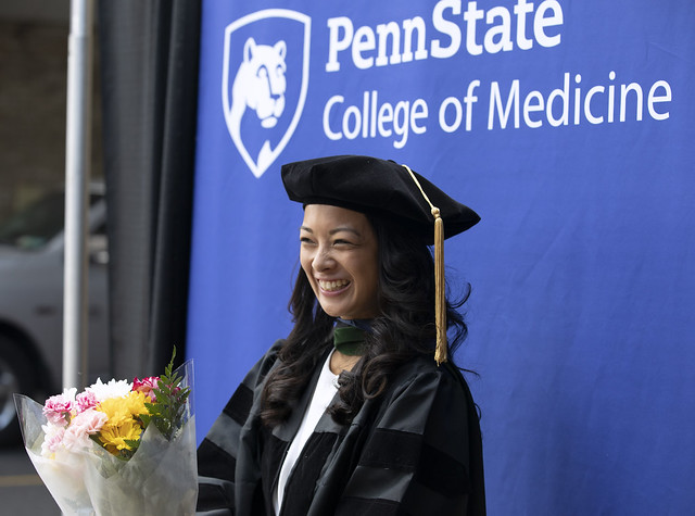 2021 Commencement -- Penn State College of Medicine