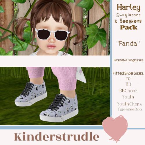 KS Harley S S Panda Ad