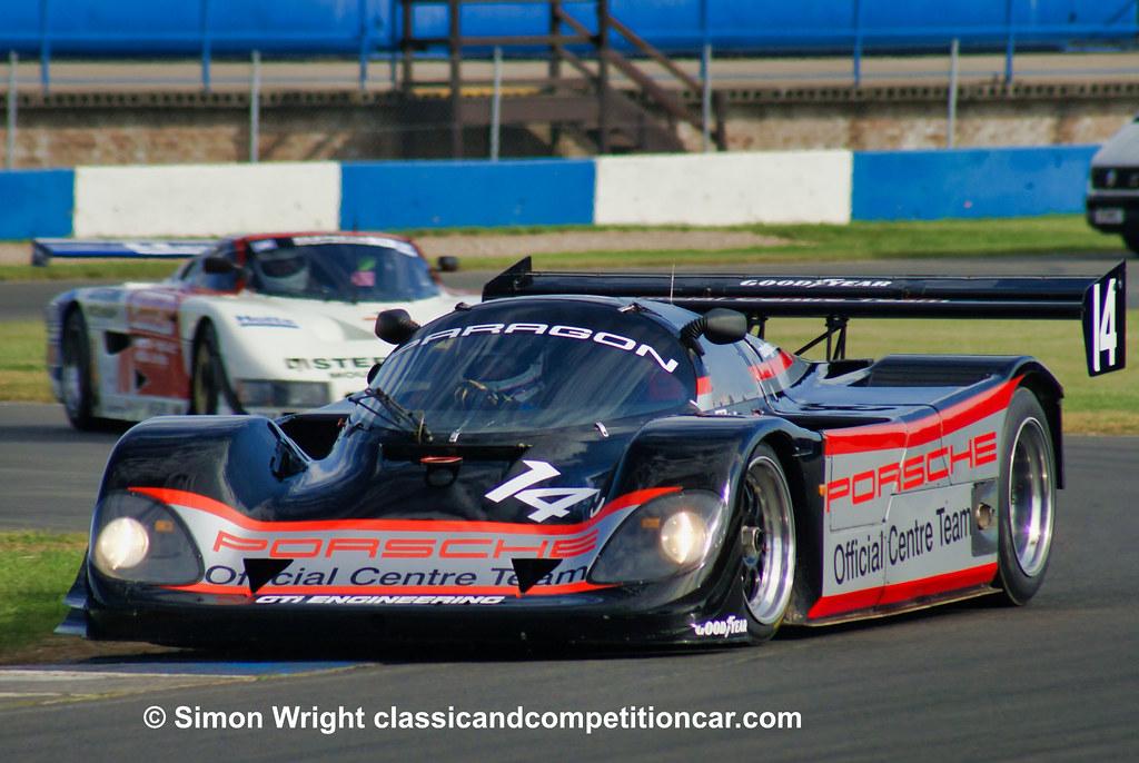 1988 RLR Porsche 962C Andy Purdie