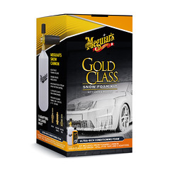Meguiars Gold Class Snow Foam Cannon Kit