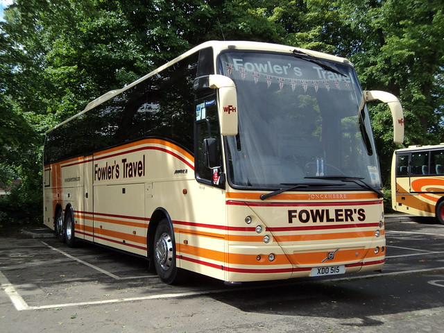 Fowler`s Travel of Spalding XDO515