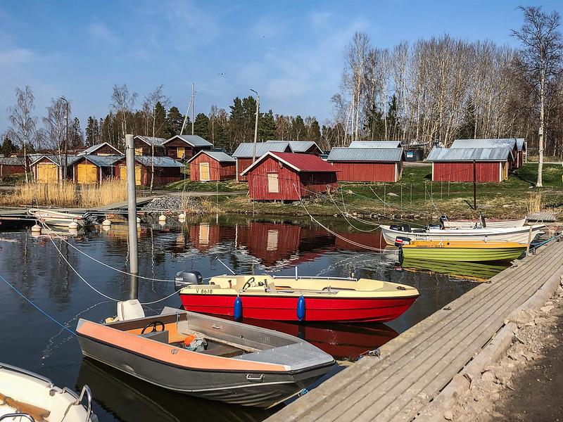 2021w19 Västervik harbour