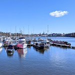View of Preston Marina