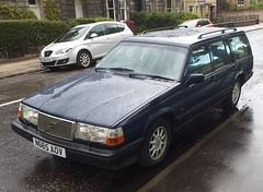 Volvo 900 series.