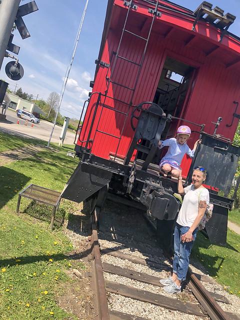 Belarus Mother & Daughter, Saline Depot