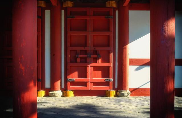Manshu-in (曼殊院) gateway