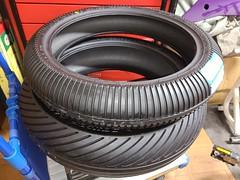 Dunlop Rain Tires