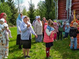 14.05.2021   Престольный праздник в дер. Любница