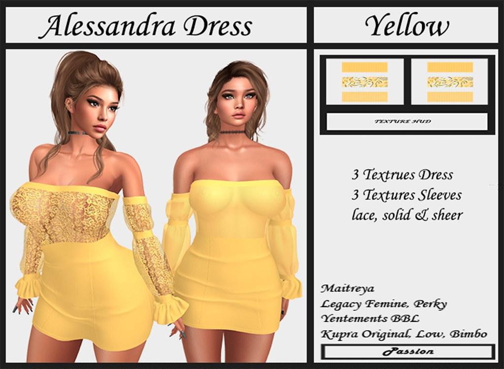 Passion-Alessandra-Dress