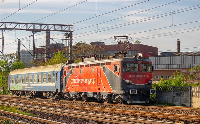 EC 014 / Transferoviar Grup