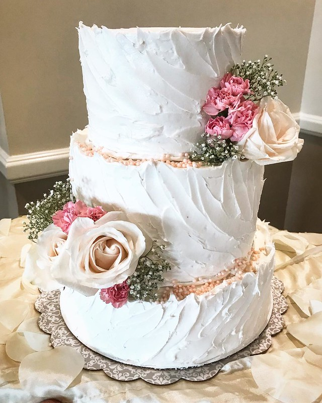Cake by The Pin Bakery