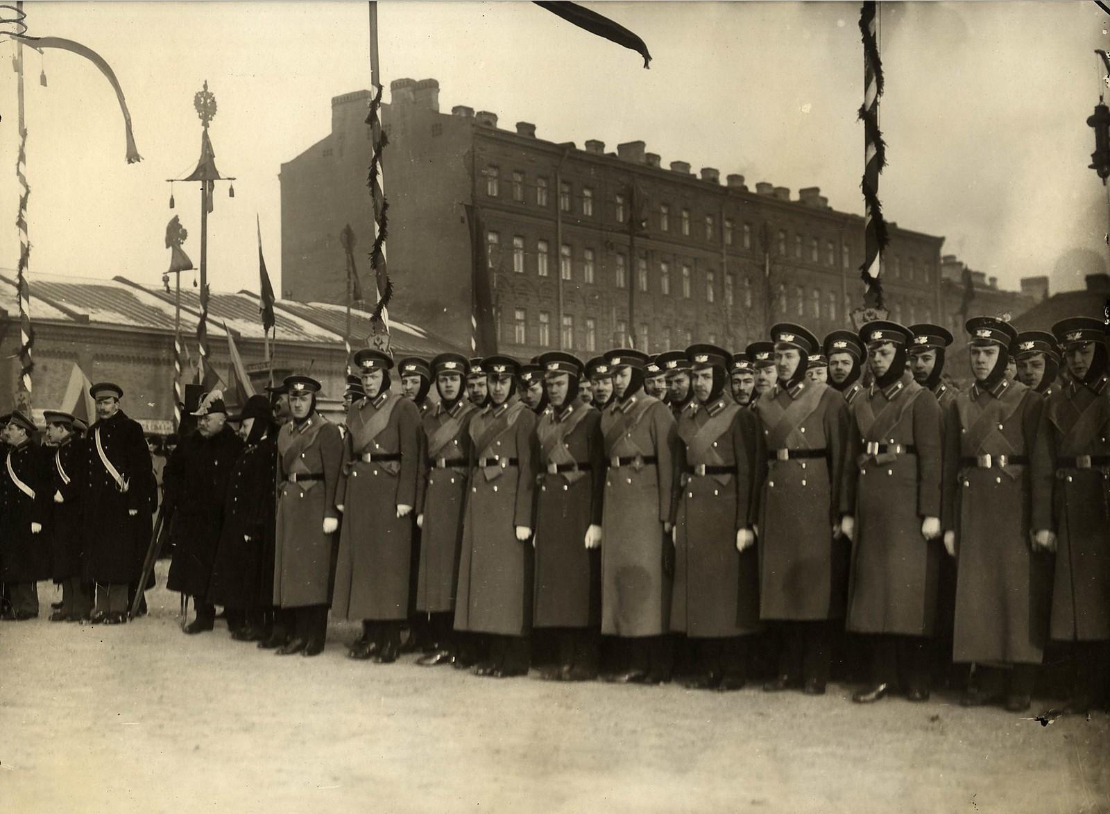 16. 1914. Освящение Феодоровского собора.