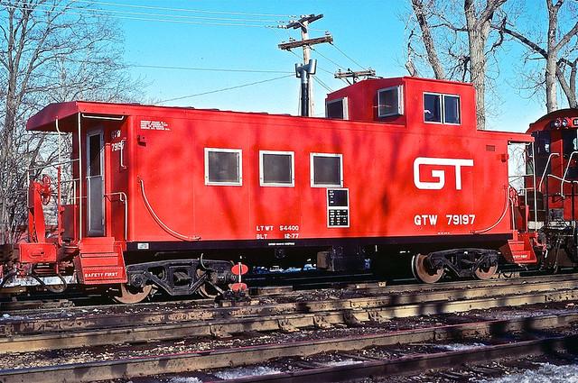 GTW 79197, Harvey, IL