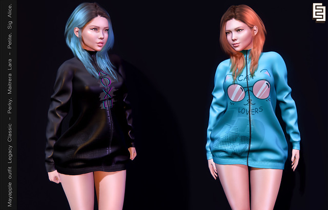 NEW !EE Mayapple outfit @ Tres Chic!