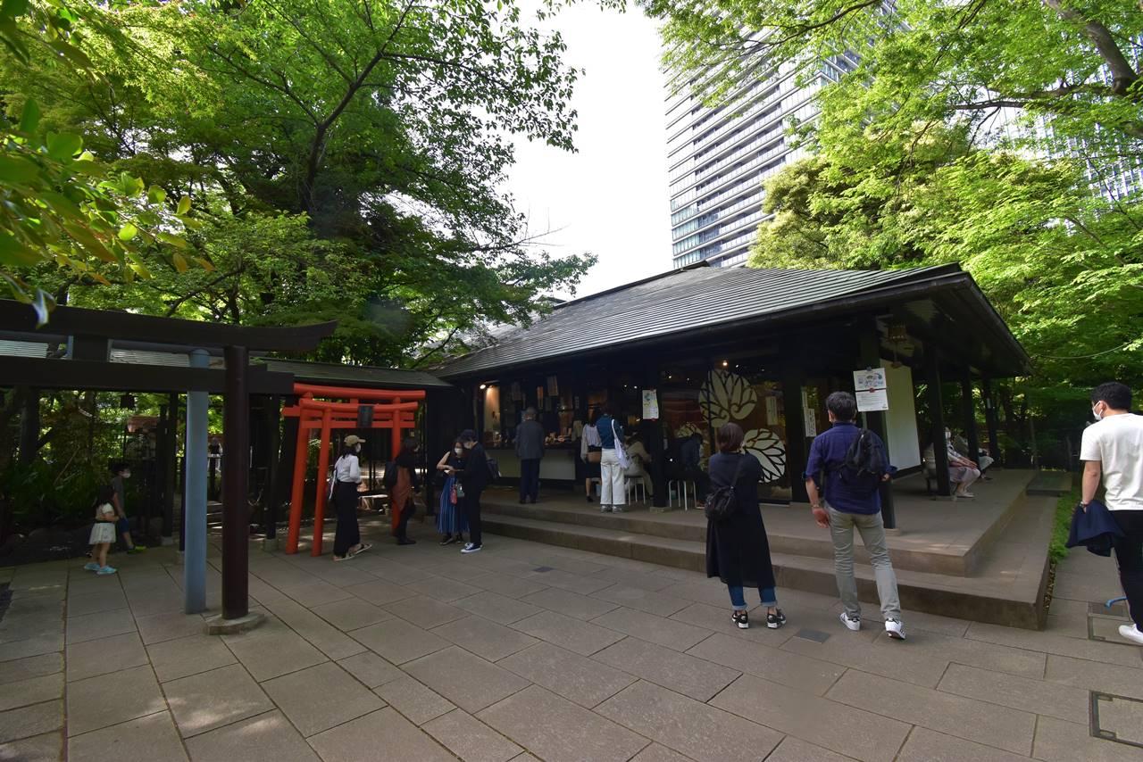 【東京港区】愛宕山の売店