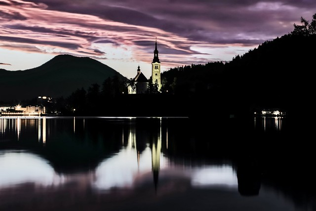 Pearl of Alps, Bled, Slovenia