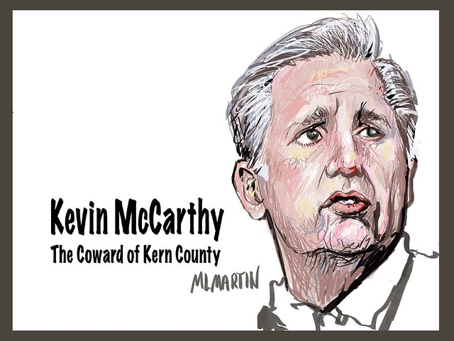 The Coward of Kern County