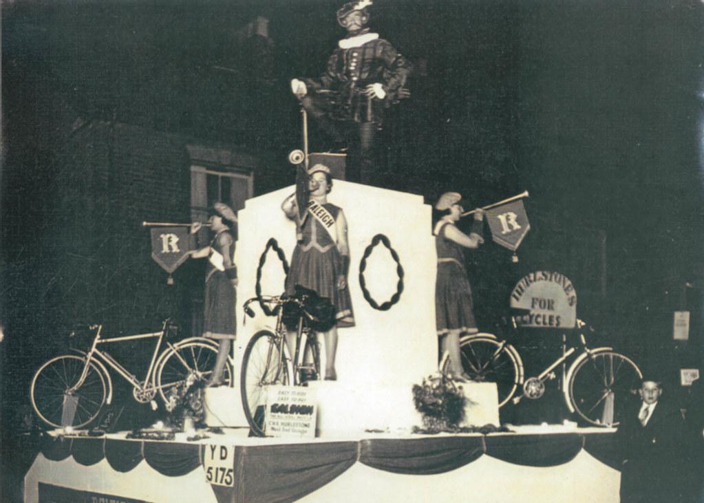 1938 Charles Hurlstone - Raleigh