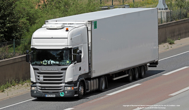 TM 75 TRS Scania 02-07-2020 (Germany)