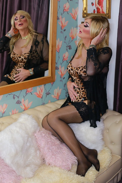 That was a lovely evening, Pierre, and now....