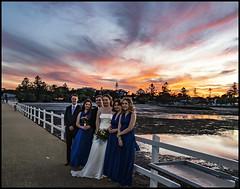 Wedding Party on Wynnum Jetty 15May2021-1=