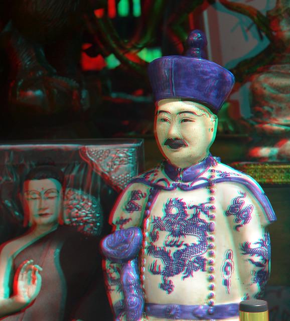 Chinese keizer Voorstraat Dordrecht 3D