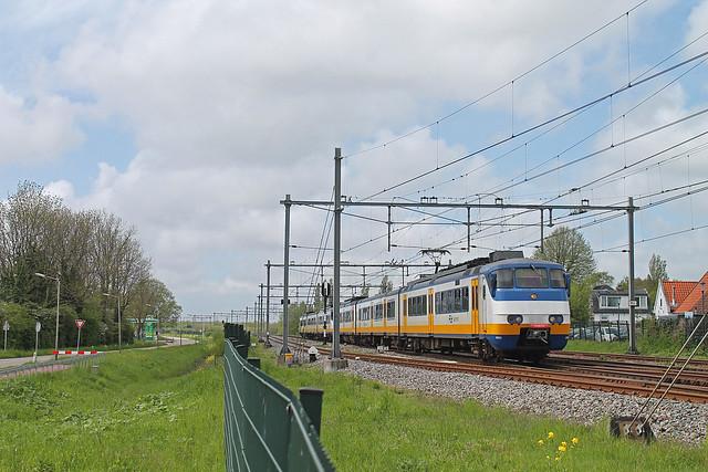 NSR 2993+2978 - Halfweg-Zwanenburg