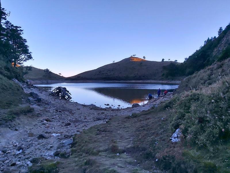 100 Peaks in Taiwan: Mt. Liushun and Qicai Lake, 100 km hike