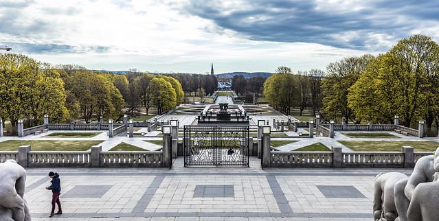Vigeland Park IV