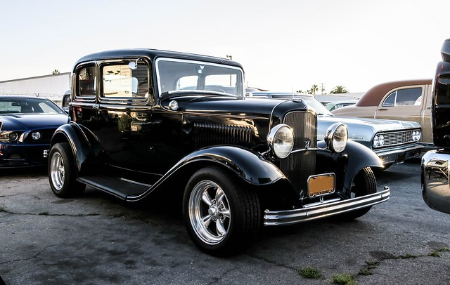 Ford 1932 at Buena Park Elks