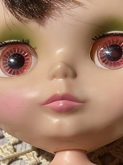 1972 Kenner Blythe doll