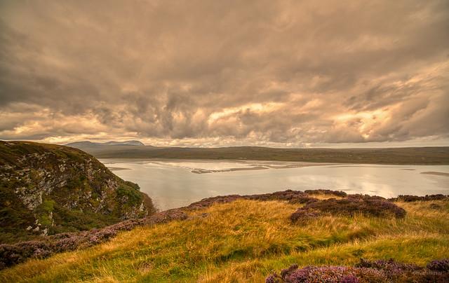 Tongue Bay, Scotland.