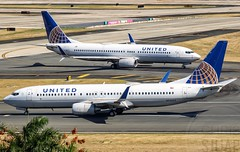 United Airlines/Boeing 737-824(WL)/N76522