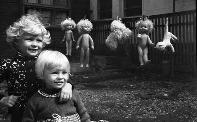 Dolls and their prototypes
