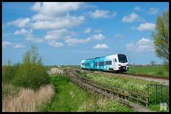 Arriva Wink 611 u2018Hangende Keukensu2019 // Brekkenpaad, Oudega - Friesland // 13-05-2021
