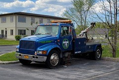 International 4700 Tow Truck