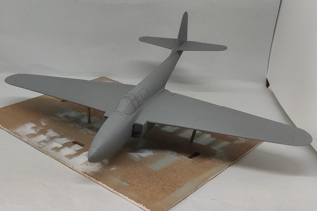 Bell YP-59 Airacomet (Hobbycraft 1:48) 51182947083_e32fee0773_b