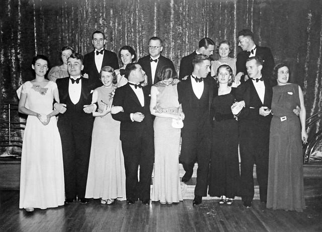Birthday Party at Paramount Ballroom, Shanghai, 1936