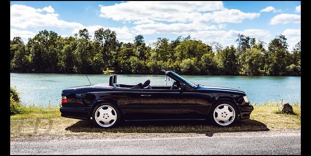 Mercedes Benz AMG E36 Cabriolet