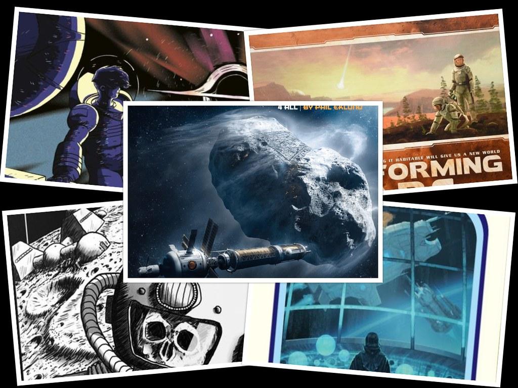 5 Juegos en solitario 'del espacio'