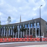 New building part of the Preston UCLan Masterplan