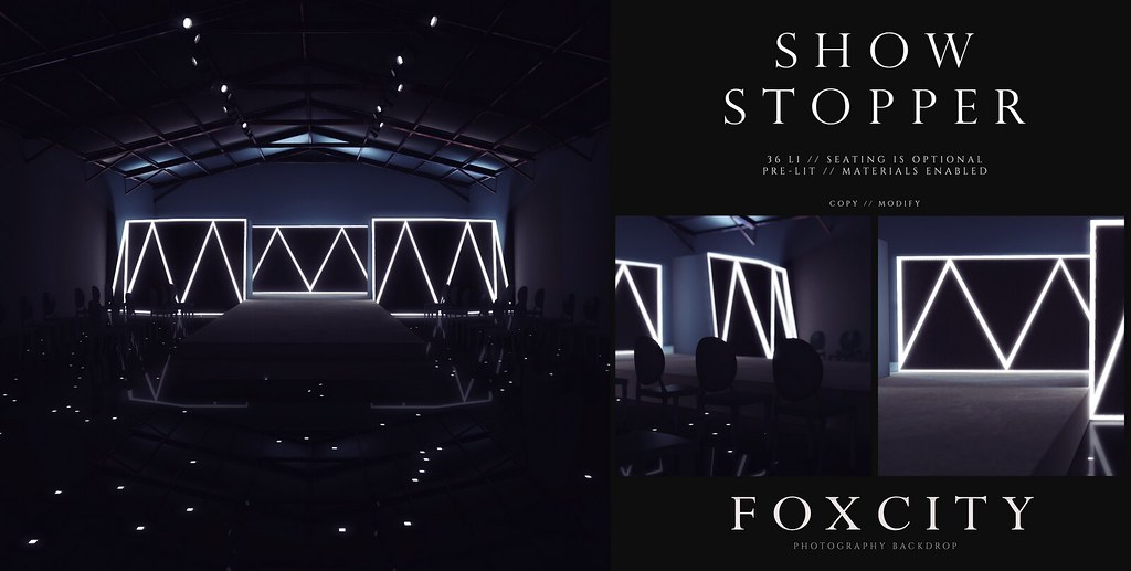 FOXCITY. Photo Booth – Show Stopper