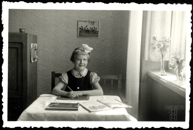 ArchivTappen233AAl3k802 Kindheit in Schlesien, 1930er