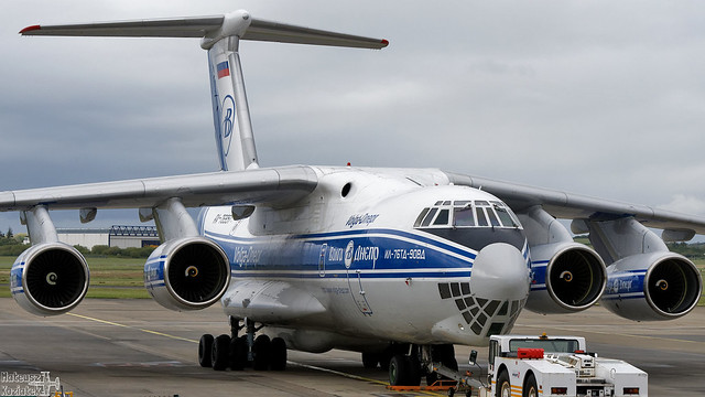 Volga Dnepr Airlines ru Ilyushin IL-76TD-90VD RA-76951