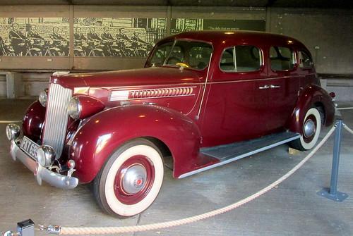 Packard Saloon Car, Bletchley Park