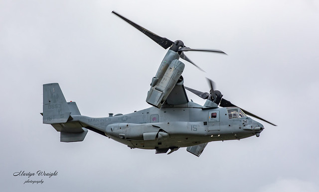 US Marines Bell Boeing V-22 Osprey